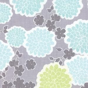 Moda True Luck - Loving Blossoms Grey 7200-12