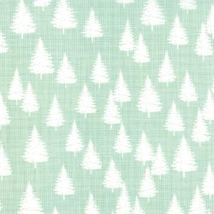 Moda Winterberry - Mint Forest 13143-14