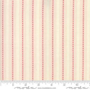 Moda Poetry Wovens - Blush Stripes