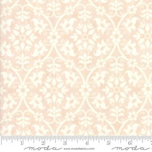 Moda Poetry - Blush Damask