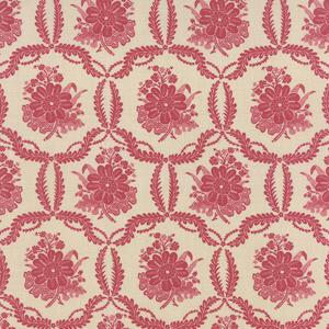 Moda Ville Fleurie - Faded Red Honfleur 13763-21