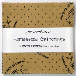 Moda Homestead Gatherings Charm Pack
