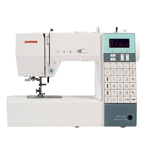 Janome DKS100SE sewing machine