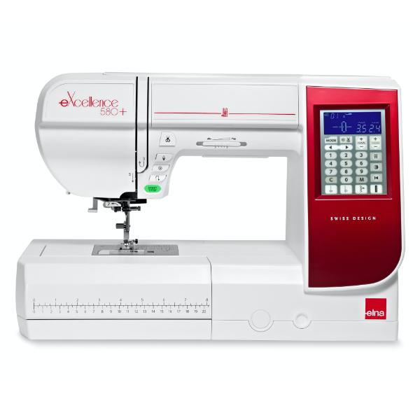 Elna 580+ sewing machine
