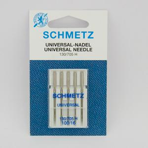 Schmetz Universal Needles - Size 100 - Pack of 5
