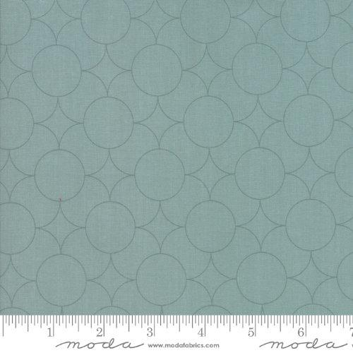Moda Flourish - Deep Dusty Jade 10914-16