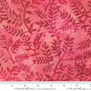Moda Wild Waves Batiks - Hibiscus Leaves 4341-45