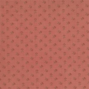 Moda French General Favourites - Faded Red 13526-22