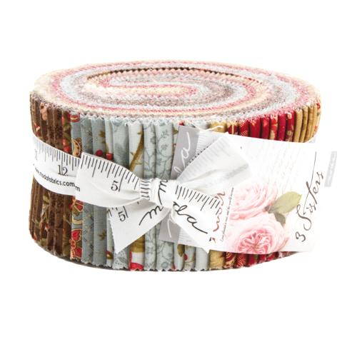 Moda Rosewood Jelly Roll