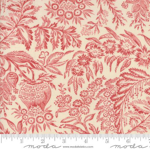 Moda Fabric - Atelier De France - Pearl Rose Beau Rivage