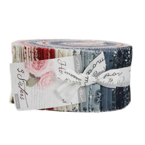 Moda Holly Woods Jelly Roll