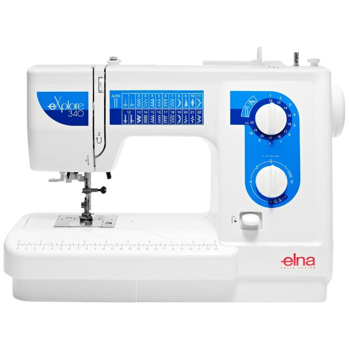 Elna 340 sewing machine