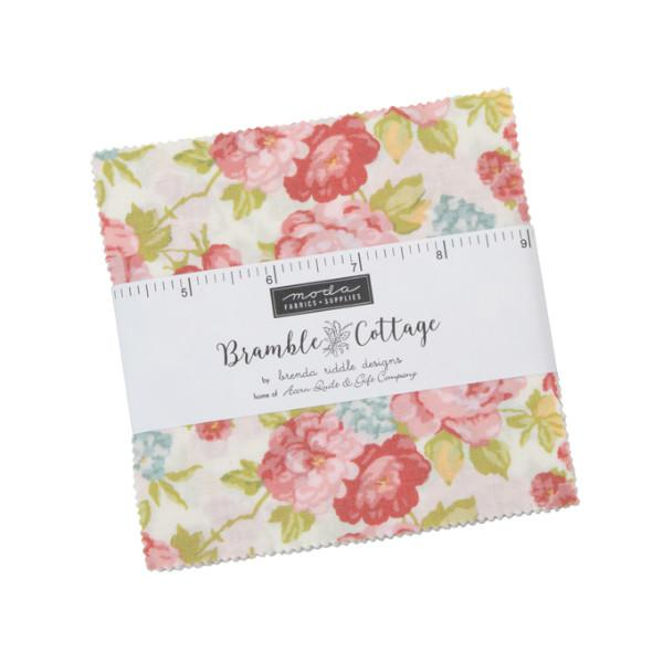 Moda Bramble Cottage Charm Pack