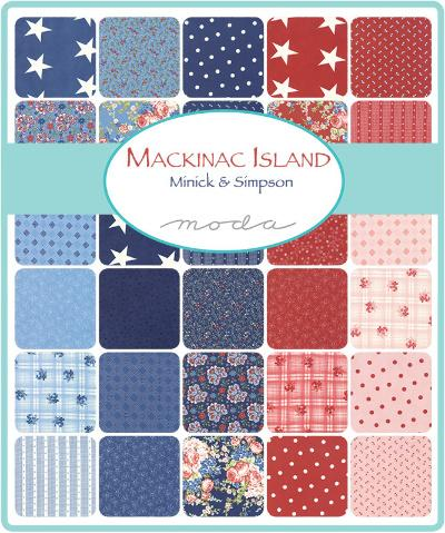 Moda Fabric Mackinac Island