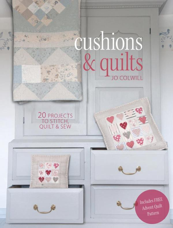 Cushions & Quilts by Jo Colwill