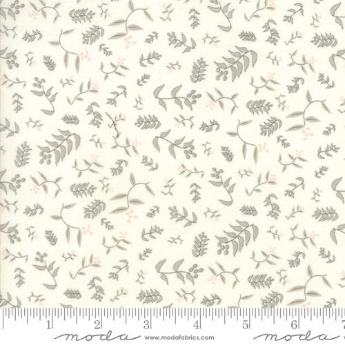 Moda Fabric Hushabye Hollow - Cloud Floral