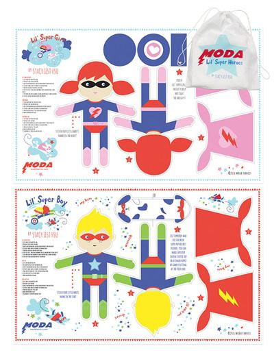 Moda Super Hero Towels