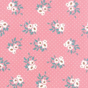 Moda Kindred Spirits - Rose Medium Floral 2891-16