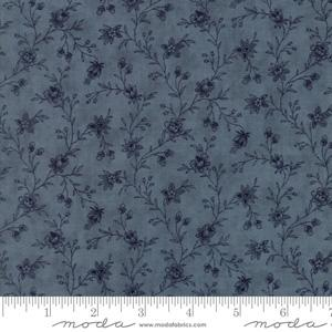 Moda Fabric Snowberry - Midnight Vine
