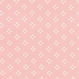 Moda Into the Woods - Sweet Pink Cozy Stitches 5005-13