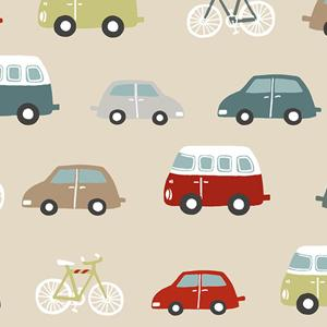 Stof Roundabout - Cars, Bikes and Vans