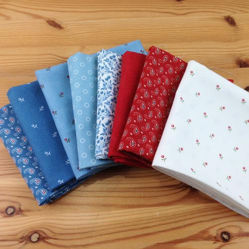 Moda Fabric Ann's Arbor Fat Quarter Bundle