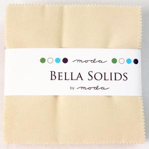 Moda Bella Solids Charm Pack - Natural 9900-12
