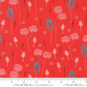 Moda Fabric - Desert Bloom - Geranium Dandelion
