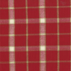 Moda Midwinter Reds - Red Woven Check 12214-22