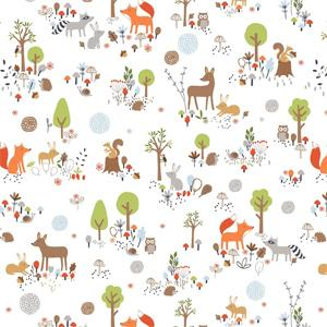 Studio E - Gentle Forest - Forest Animals