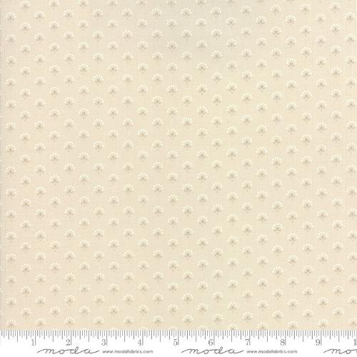 Moda Fabric - Regency Blues - Sand Lindisfarne