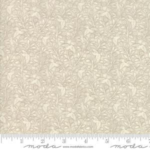 Moda Fabric Snowberry - Cloud Aviary