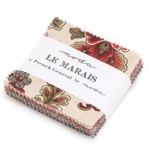 Moda Candy Mini Charm Pack - Le Marais