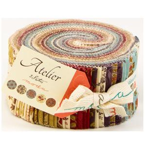 Moda Atelier Jelly Roll