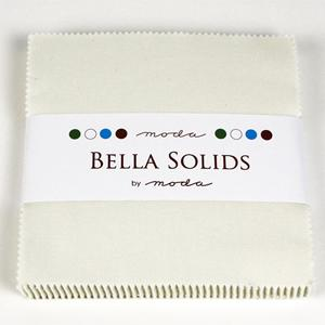 Moda Bella Solids Charm Pack - Porcelain 9900-182