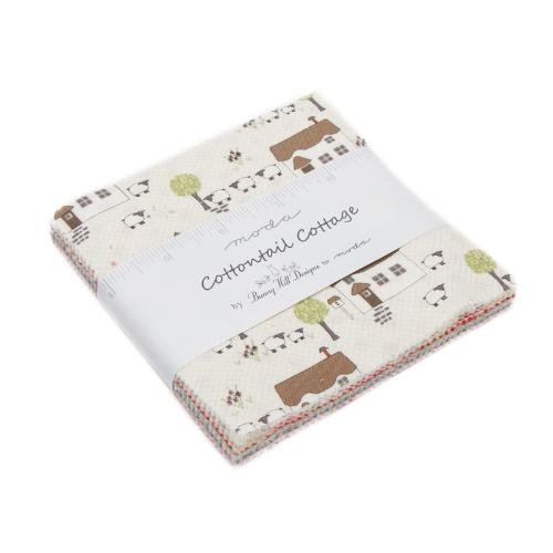 Moda Cottontail Cottage Charm Pack