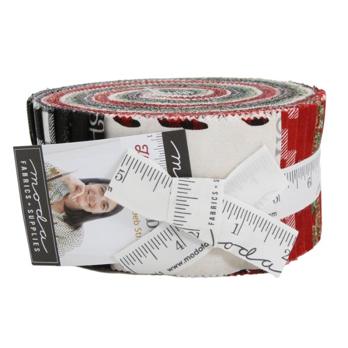 Moda Holiday Lodge Jelly Roll