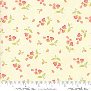 Moda Fabric Coney Island - Ice Cream Posies 20282-16