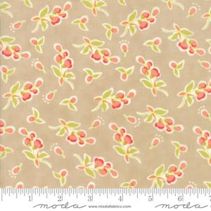 Moda Fabric Coney Island - Boardwalk Posies