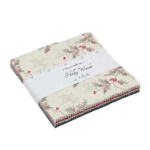 Moda Holly Woods Charm Pack