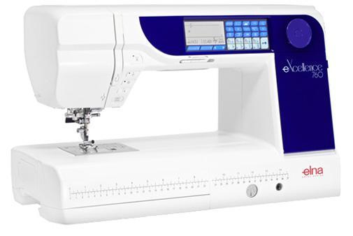 Elna 760EX sewing machine