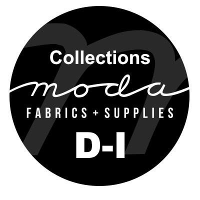 Moda Fabric Collections D-I