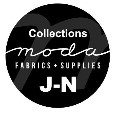 Moda Fabric Collections J-N