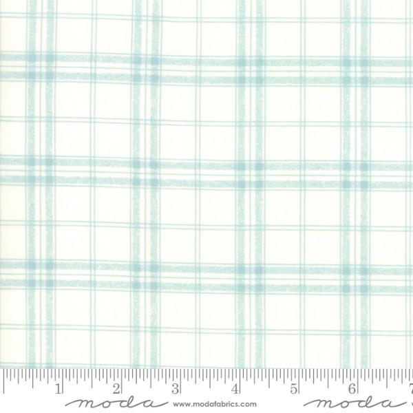 Moda Bramble Cottage - French Plaid Mist