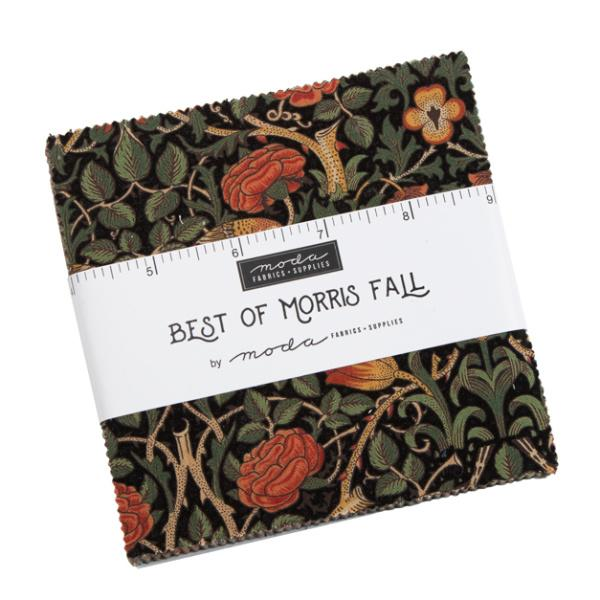 Moda Best of Morris Fall Charm Pack