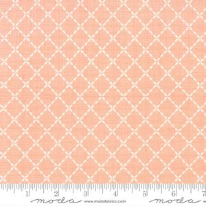 Moda Lullaby - Quilted Peach 13155-14