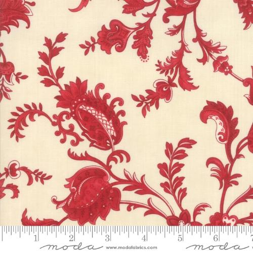 Moda Cinnaberry - Vanilla and Cranberry Jacobean