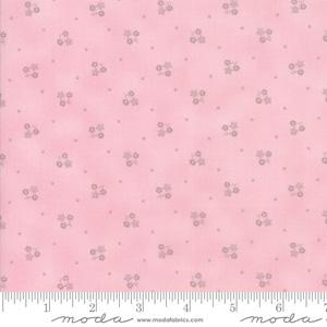 Moda Fabric Lily and Will Revisited - Pink Babies Breath