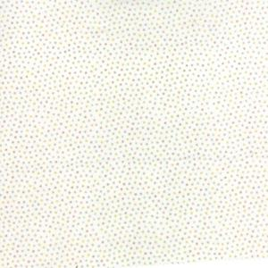 Moda Wee Ones Flannels - Powder Bundle Blue Dots