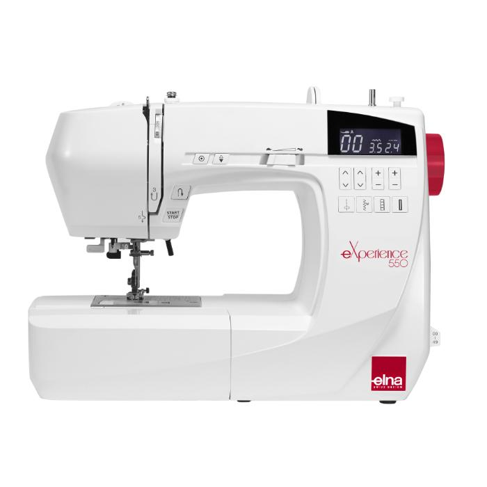 Elna 550 sewing machine